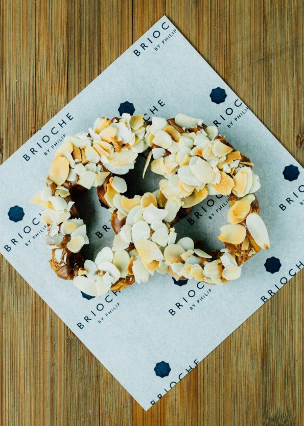 Coffee Almond Danish