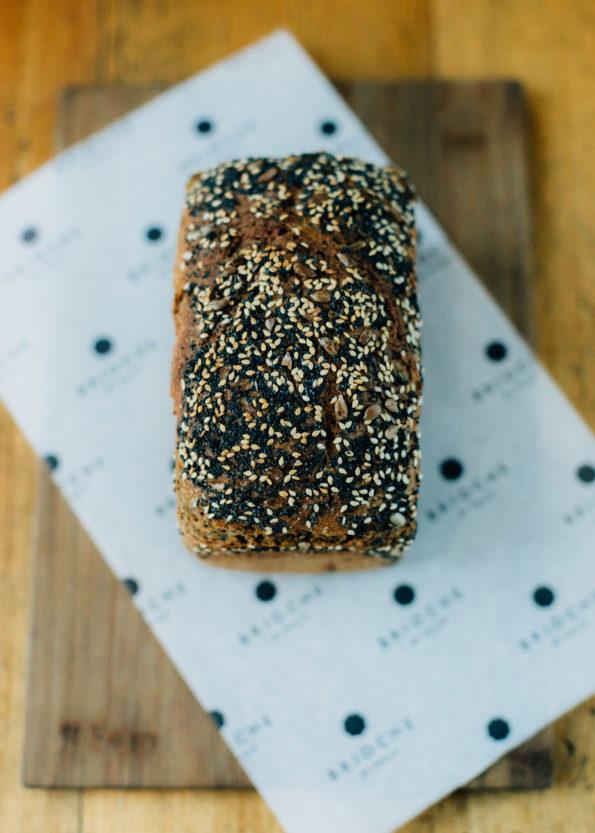 German Rye Loaf