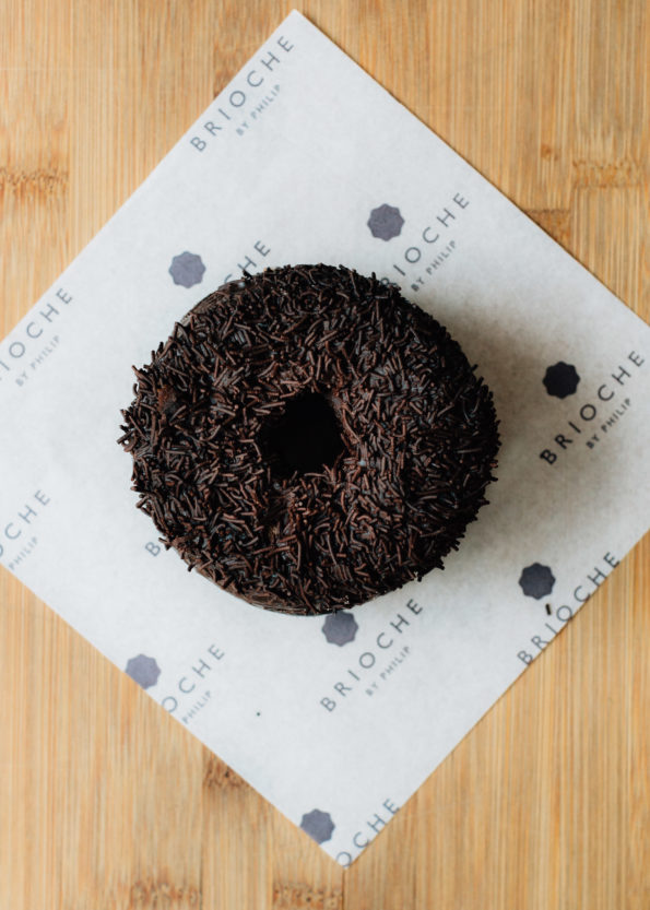 Double Chocolate Bronut